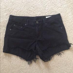 Rag & Bone Freeport cutoff shorts